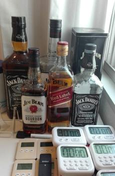 ティアラ店長のお酒コレクション☆たまに飲んでますw