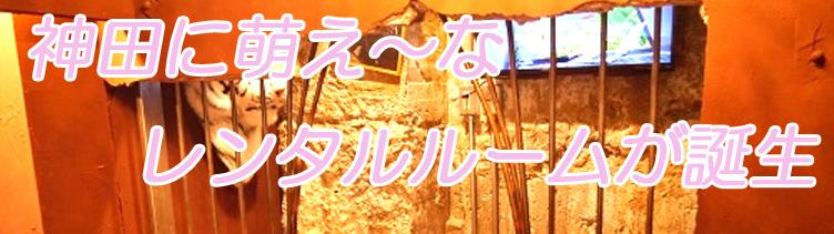 萌え萌えレンタルルーム 神田ティアラ 神田 萌え新業種など