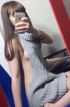 ピンクルの童貞を殺すセーターの新着写真公開♪