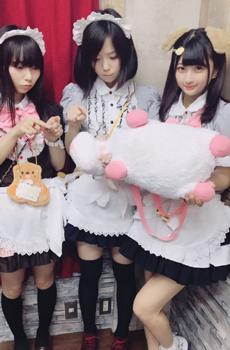 末広町駅近くにはいどあんどしーくオープン♪女の子の評判抜群のメイドカフェ!!