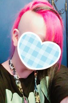 ピンク店長がイメチェン☆ぐれてきたなぁ・・・