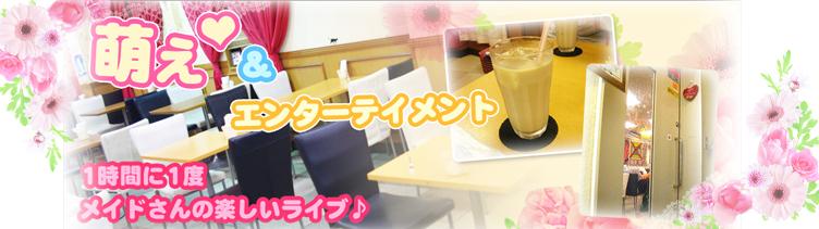 萌えしゃんどん 大阪/難波/梅田 メイドカフェ