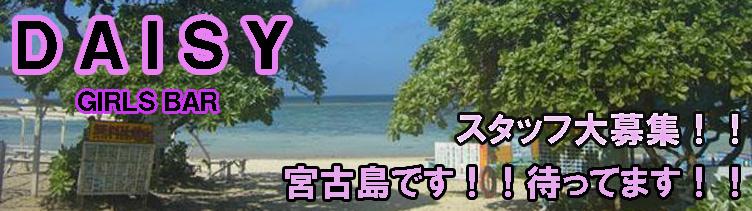 宮古島 ガールズバー デイジー 沖縄 コンセプトカフェバー